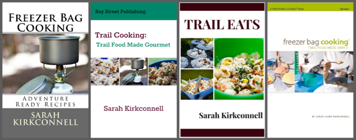 Our Cookbooks