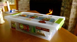 DIY Travel Spice Kit