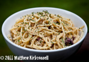 Trail Eats: Dinner, Soup & Nibbles