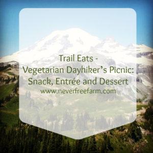 Trail Eats: Vegetarian Dayhiker's Picnic