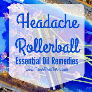 Headache Rollerball